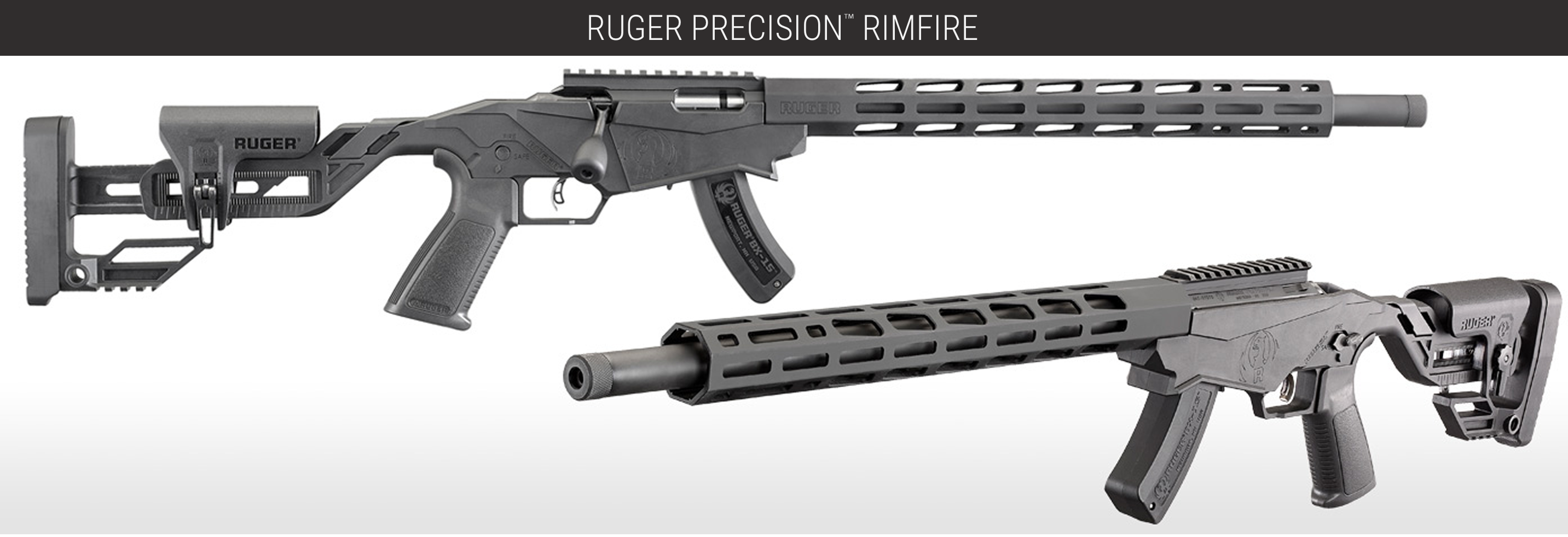New From Ruger Precision Rifle In 22 Rimfire Firearm Warehouse