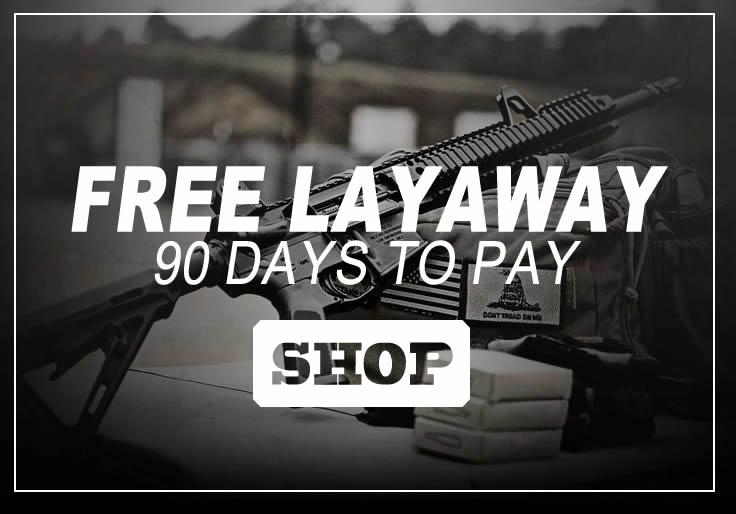 Same As Cash Layaway - Completely Fee Free