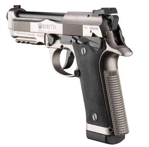NEW RELEASE: The Beretta 92X Performance Competition Gun