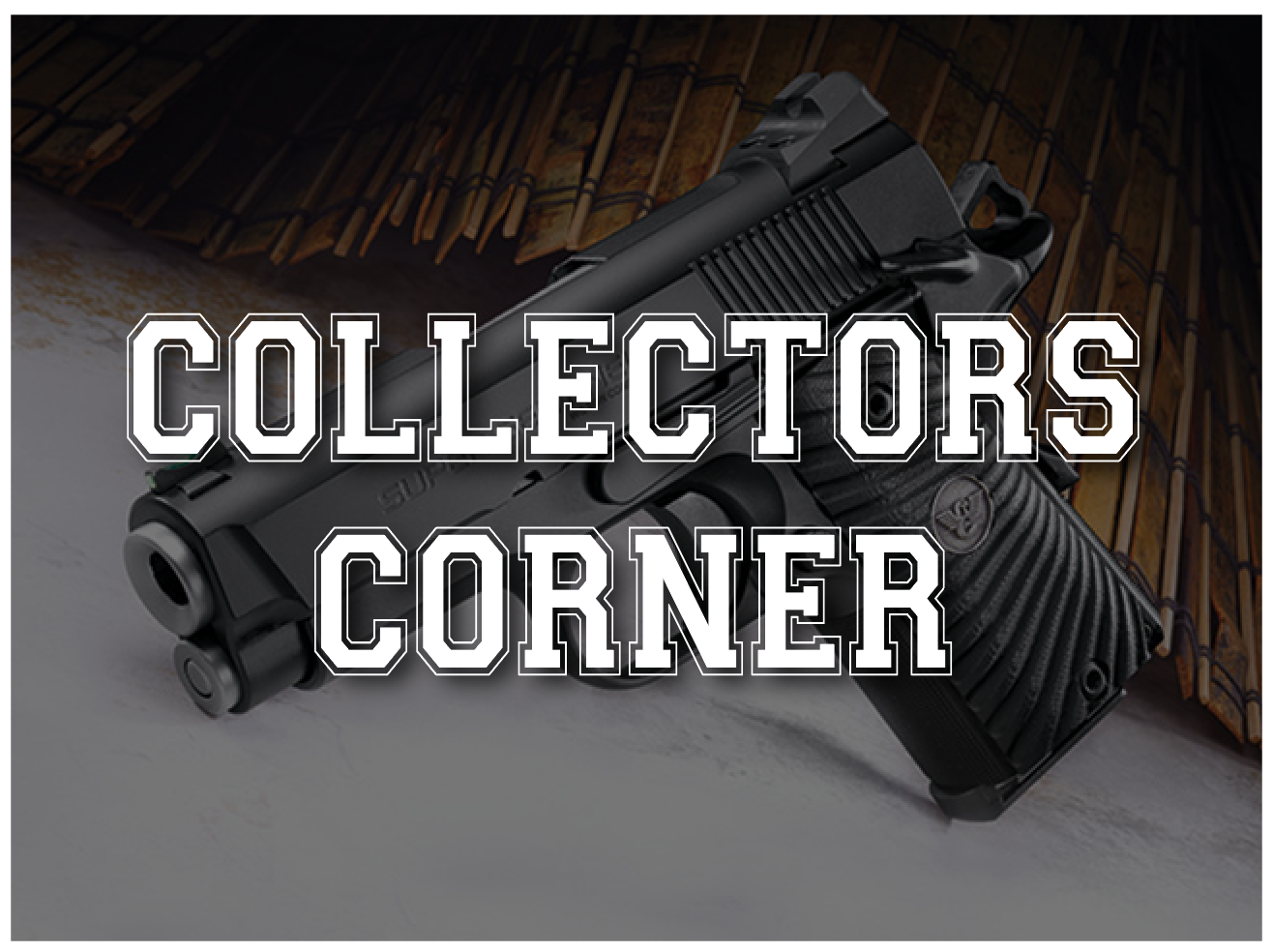 Collectors Corner - Anthonys