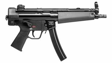HK SP5: An MP5 Civilian Variant Is Coming to the US Market
