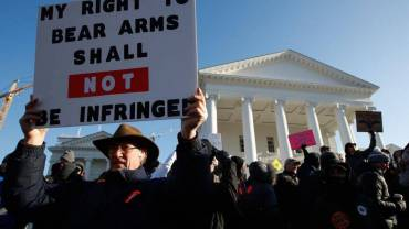 Victory! Virginia lawmakers reject assault weapon ban