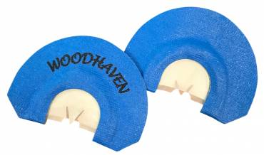 WOODHAVEN CUSTOM CALLS WOODHAVEN WH078 BLUE VYPER – 854627000789 121597