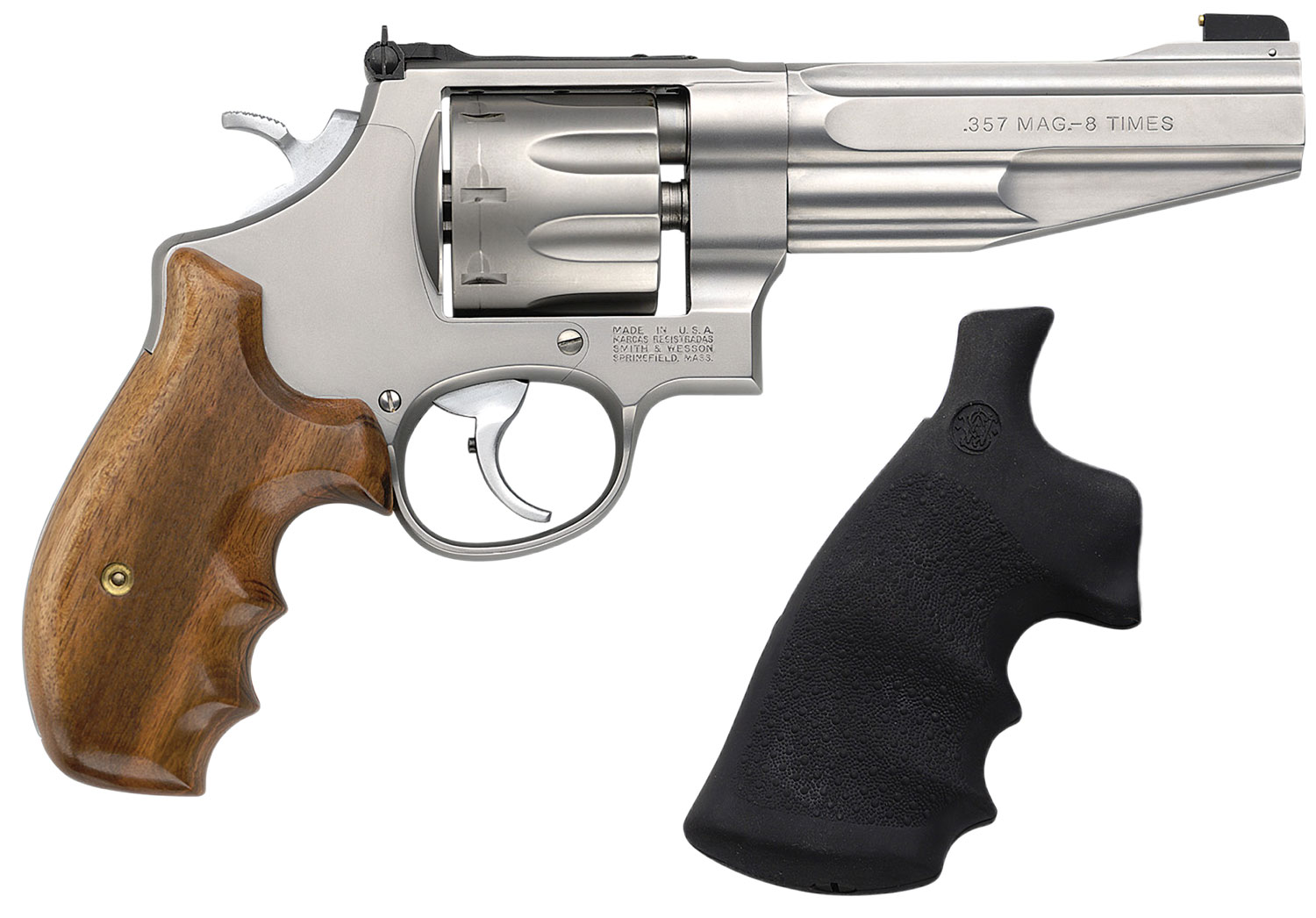 SMITH & WESSON INC SMITH & WESSON 627 PERFORMANCE CENTER SINGLE/DOUBLE 357  MAGNUM 5