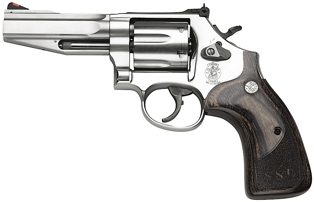 SMITH & WESSON 686 PRO SSR SINGLE/DOUBLE 357 MAGNUM 4\