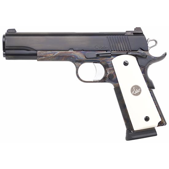 CZ-USA DW VALOR 9MM COLOR CASE HARDENED BONE GRIPS - 151550022995 CZ 01940