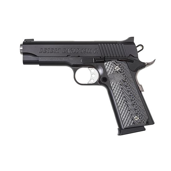 1911 C DESERT EAGLE 9MM 4.33 BLK - Firearm Warehouse