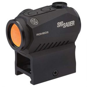 SIG SAUER INC ROMEO5 COMPACT RED DOT SIGHT 1X20MM 2MOA - 798681553396 SIG  SOR52001 - Anthonys